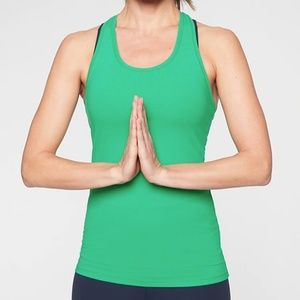 ATHLETA Shanti Tank In Powervita LT